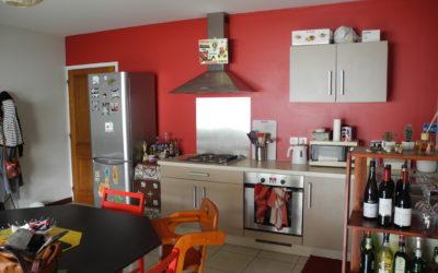 QUARTIER LATIN – Appartement F3 + Mezzanine