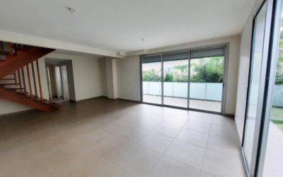 Appartement F3 RDJ – PK6