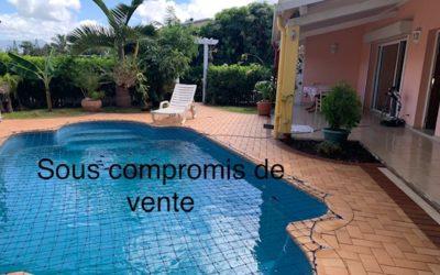 villa F4 + bureau PORTES D'ARGENT