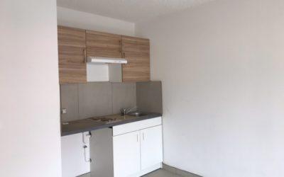 Appartement F1 – Centre ville