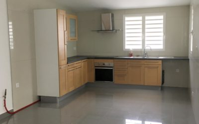 Appartement F3 RDJ – Ouémo